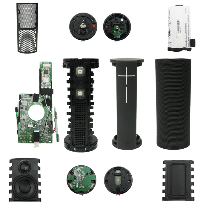 UE Ultimate Ears Logitech Megablast Speaker S-00157 - Parts