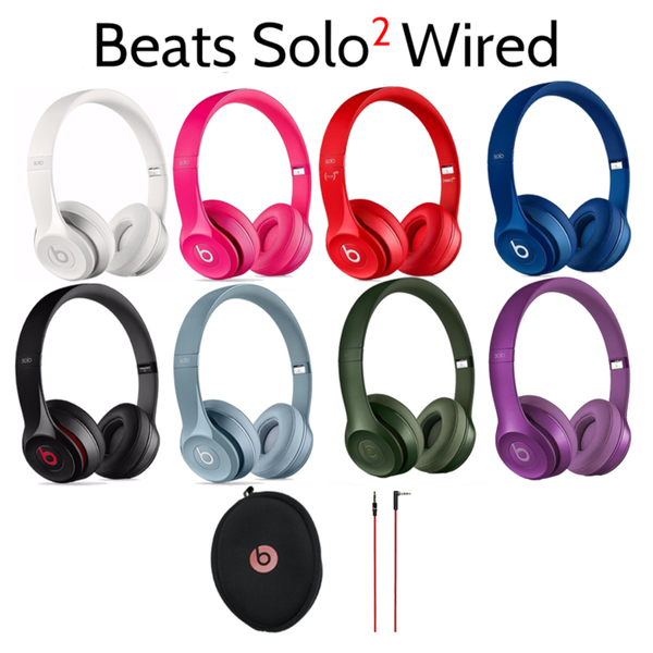 Refurbished Solo 2 Beats By Dre Joe S Gaming Electronics