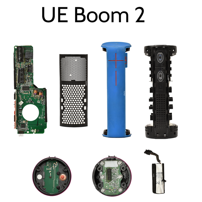 UE Ultimate Ears Logitech Boom 2 S-00151 - Parts