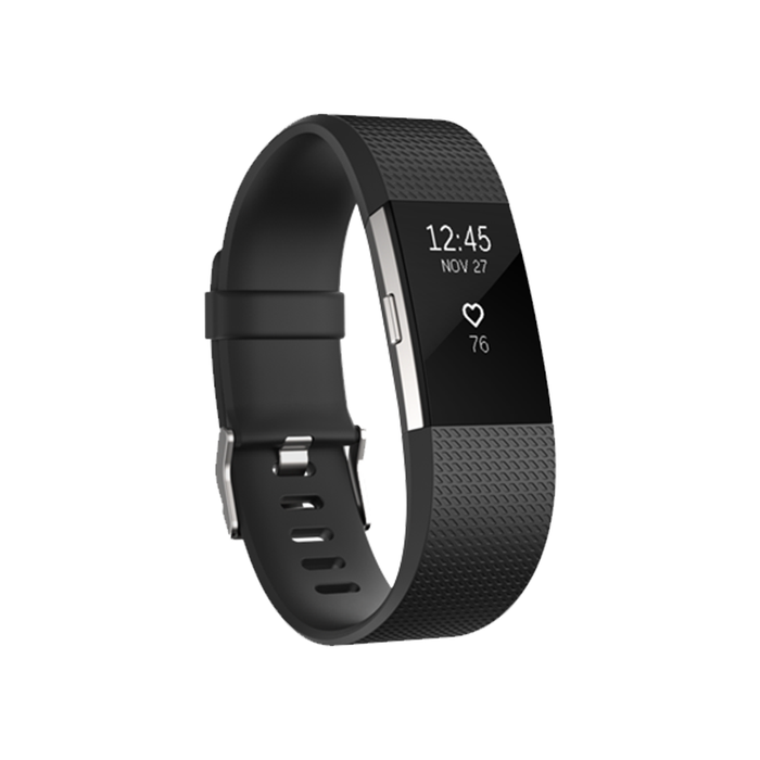Fitbit Charge 2 HR Fitness Tracker [Refurbished]
