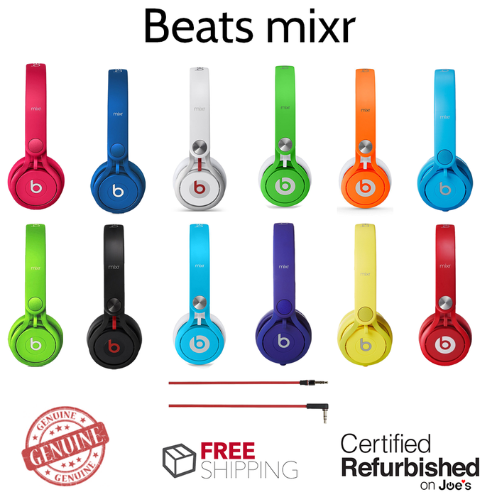 Beats by Dr. Dre DJ Headphones Mixr DJ Headphones - Refurbished