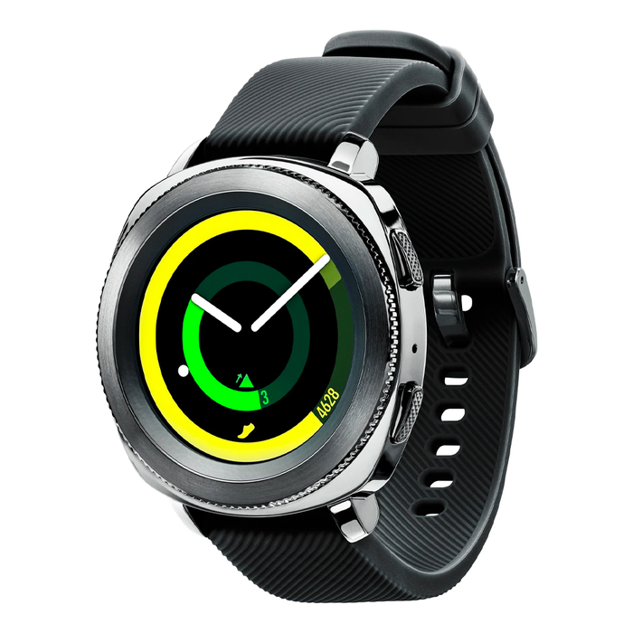 Samsung Galaxy Gear Sport 43MM SM-R600 WIFI Bluetooth Smartwatch - Refurbished