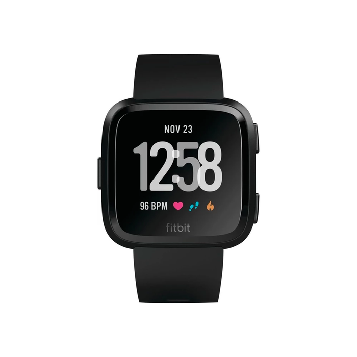 Fitbit Versa Smartwatch GPS HR Touch Screen - Refurbished