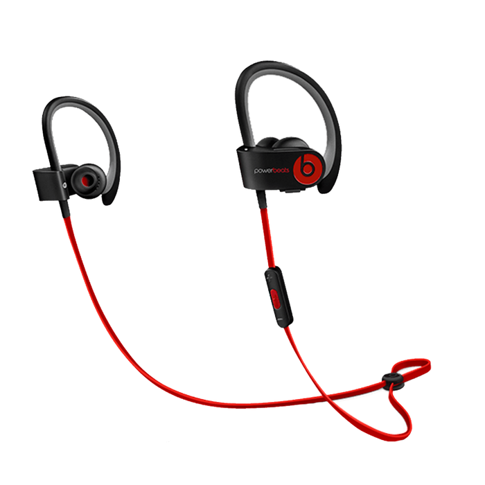 Beats by Dr. Dre PowerBeats 2 Wireless Earbuds - Refurbished