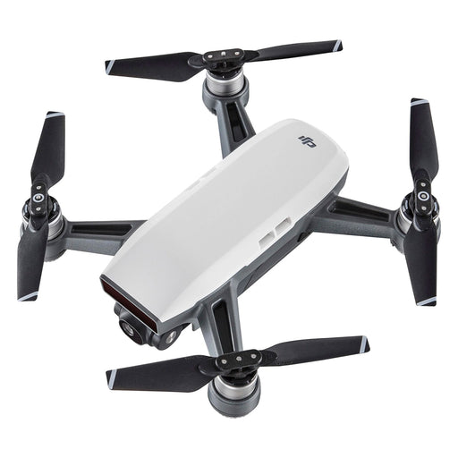 DJI Spark Quadcopter Mini Camera Drone (Alpine White) - Refurbished