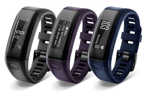 Garmin Vivosmart HR Activity Tracker - Refurbished