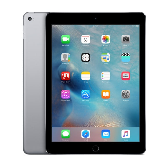 "Apple iPad Air A1474 16GB 9.7"" Tablet Space Gray [Refurbished]"
