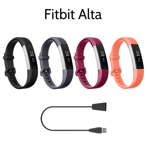 Fitbit Alta Activity Tracker Watch Wristband [Refurbished]