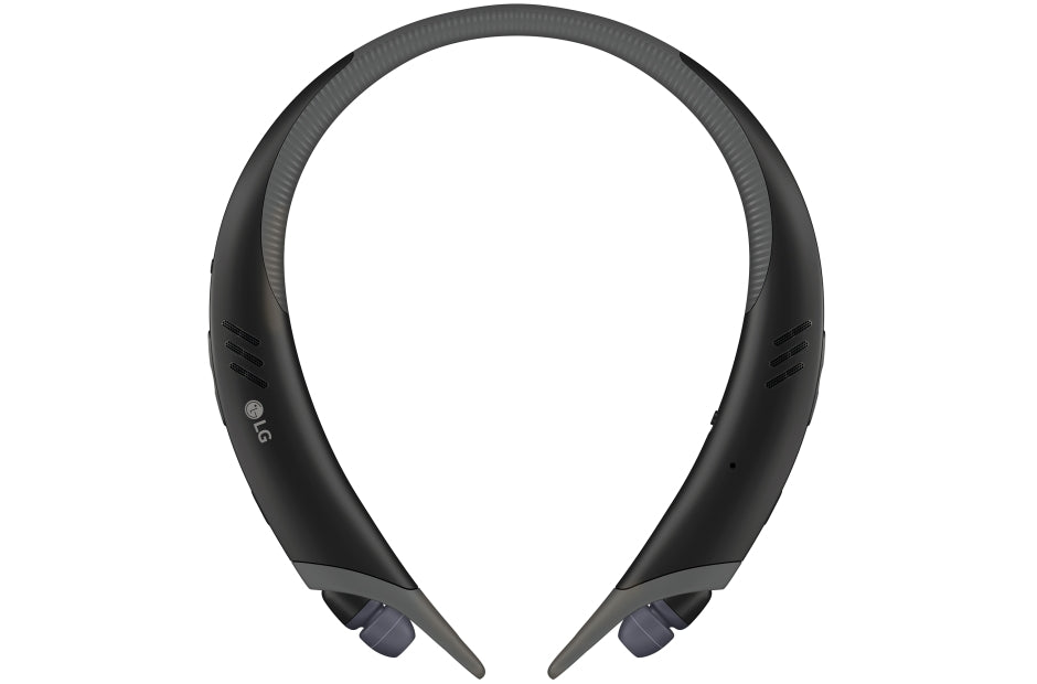 LG Tone Active+ HBS-A100 Wireless Stereo Bluetooth Headset (Black) - Refurbished