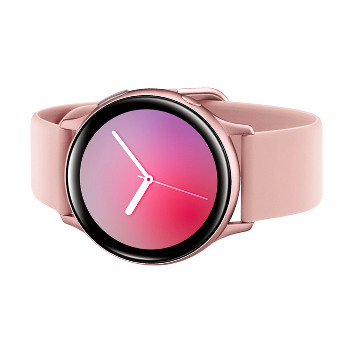 Samsung Galaxy Watch Active 2 Smartwatch 40mm Aluminum (Pink Gold) - Refurbished