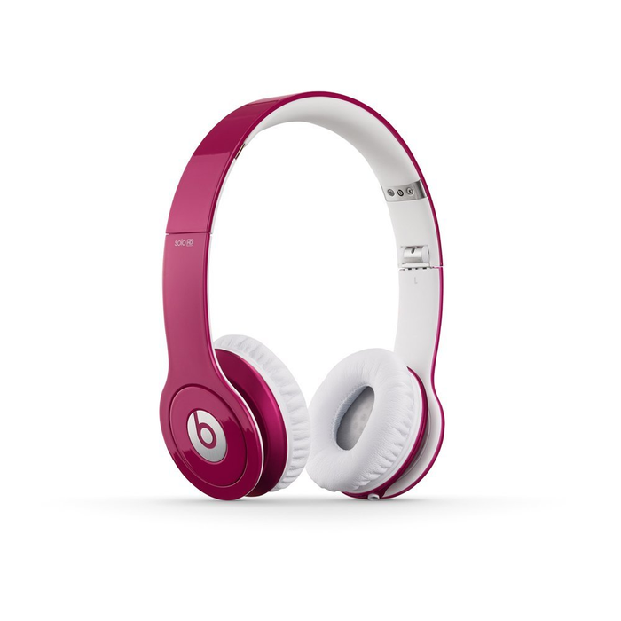 Beats by Dr. Dre Solo HD Wired Headphones - Refurbished
