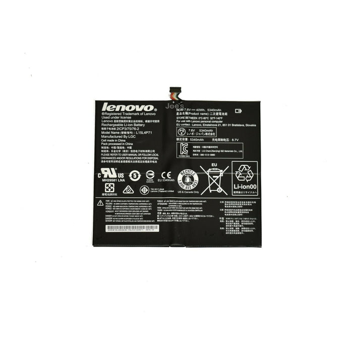 Lenovo IdeaPad Miix 700-12ISK Battery Replacement 5340mAh - Parts