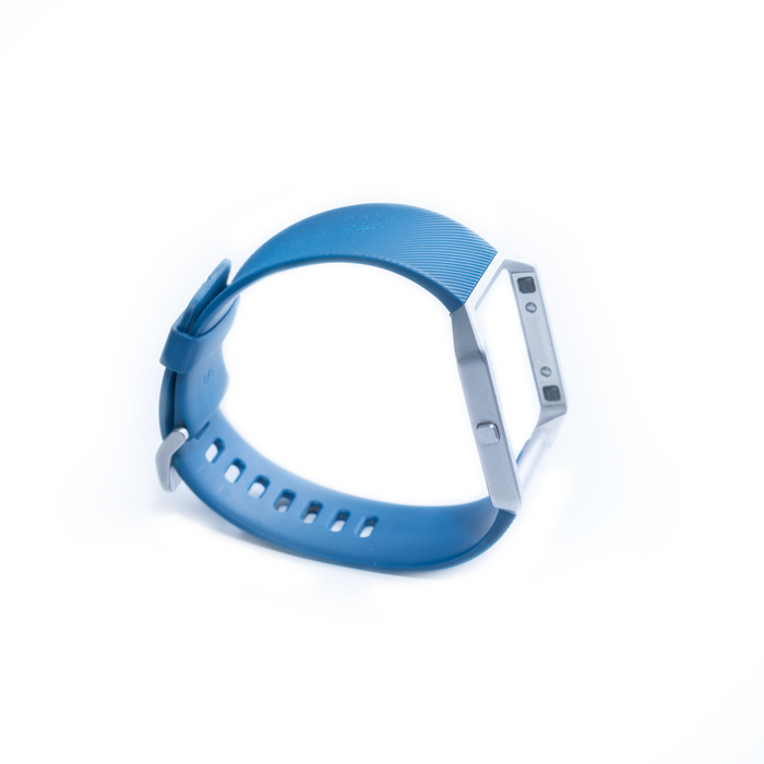 Fitbit Blaze Fitness Tracker Wristbands Rubber Replacement - Accessories