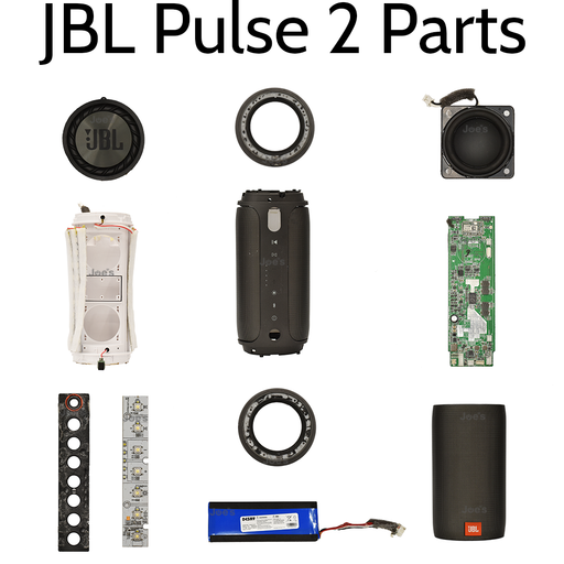 JBL Pulse 2 Bluetooth Speaker Repair Replacement - Parts