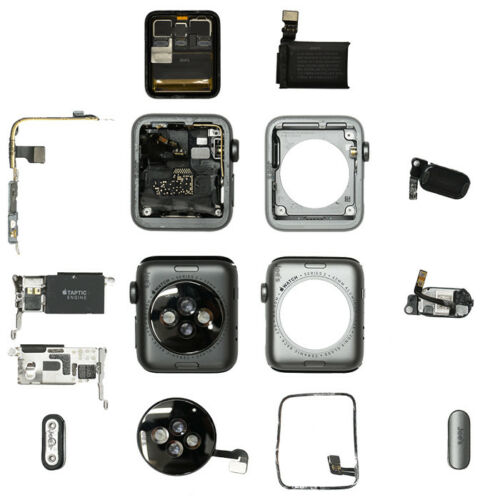 Apple Watch Series 2 38MM Repair - Parts