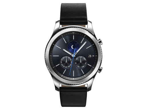 Samsung Gear S3 Classic Smartwatch 46MM Silver [Refurbished]