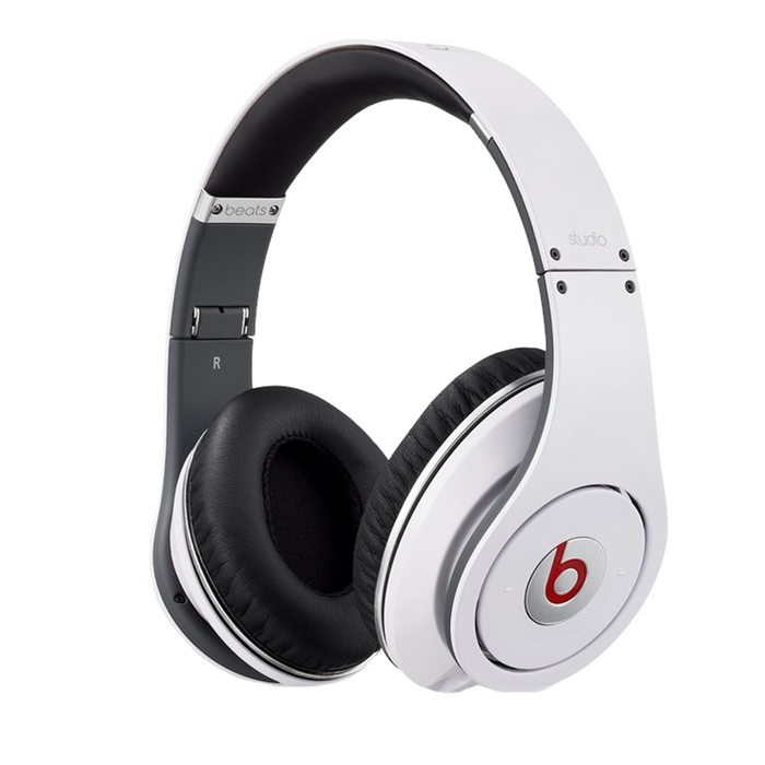 Beats by Dr. Dre Studio 1.0 Wired Headphones [Refurbished]