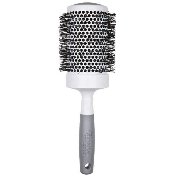 Pro Ultra Ceramic Thermal Round Hair Brush - Creative Professional Hair Tools