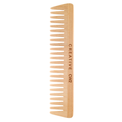 Birch Wood Combs - Creative Professional Hair Tools