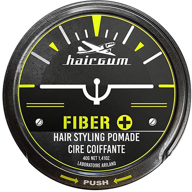 Hairgum Fiber plus +