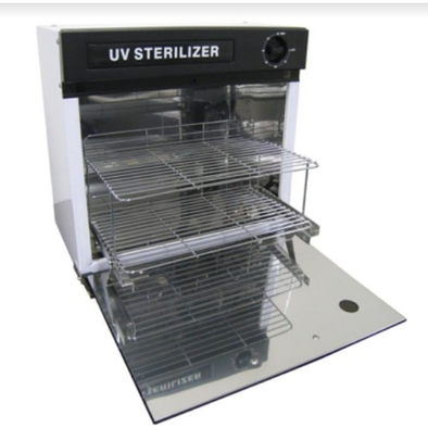 Large UV Sterilization Box with Timer - Creative Professional Hair Tools