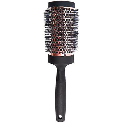 Copper Ion Round Hair Brush - Creative Professional Hair Tools