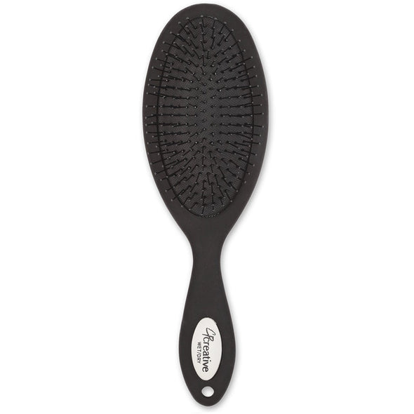 Wet/Dry Detangling Paddle Hair Brush - Creative Professional Hair Tools