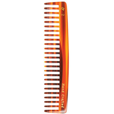 Combs - Tortoise Pocket Comb - Detangling & Styling