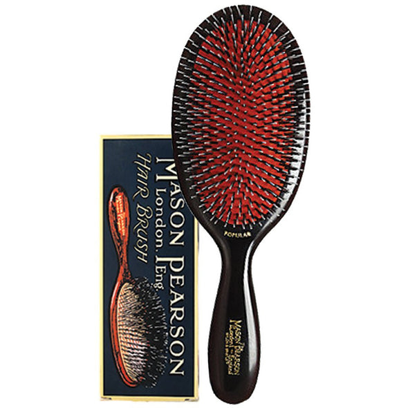 Mason Pearson Popular Mixture Hair Brush - Creative Professional Hair Tools