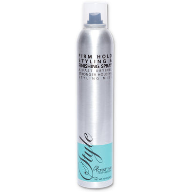 Hair Care - Firm Hold Styling & Finishing Spray