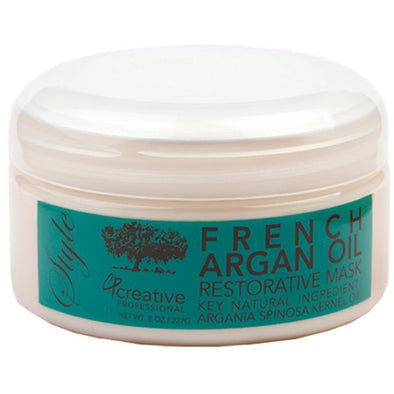 French Argan Restorative Hair Mask - Creative Professional Hair Tools