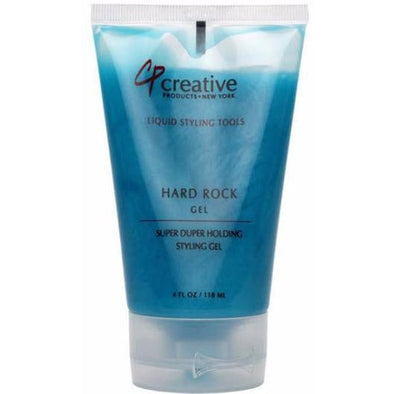 Hard Rock Gel 4 oz - Creative Professional Hair Tools
