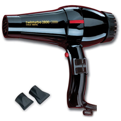 Twin Turbo 2800 Coldmatic Professional Hair Dryer - Creative Professional Hair Tools