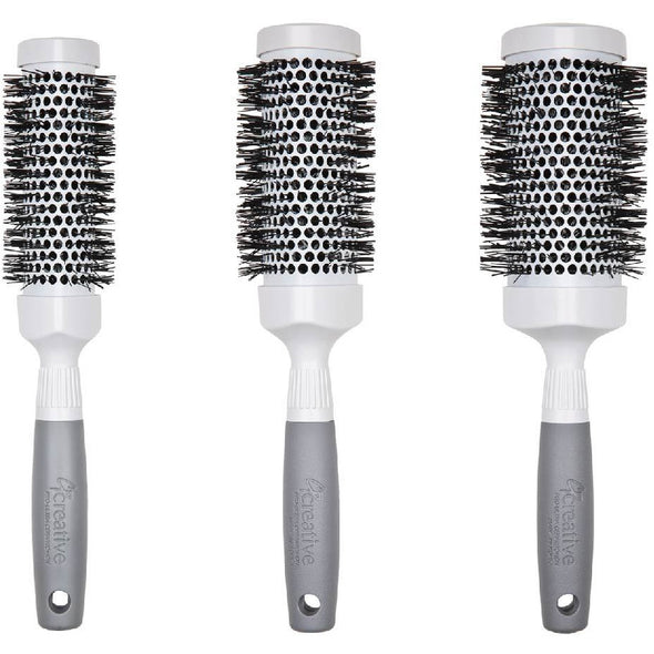 Pro Triangle Hair Brush - Creative Professional Hair Tools