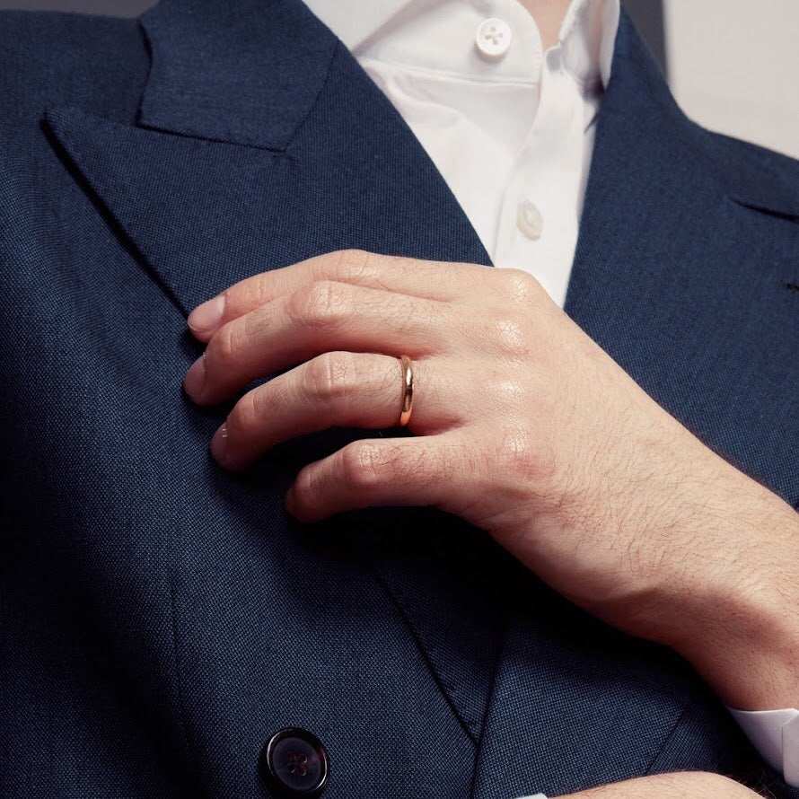 Our Guide on Engagement Rings for Him