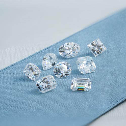 Gemstones: A Guide to Moissanite