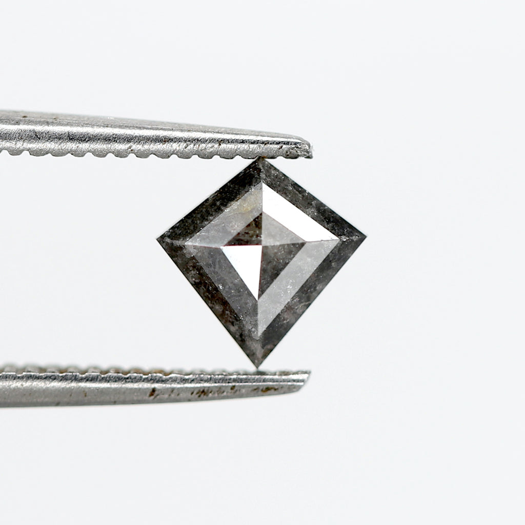 Perfectly Imperfect: Salt & Pepper Diamonds