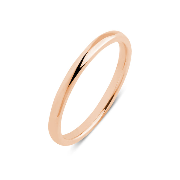 Note Band II// Rose Gold