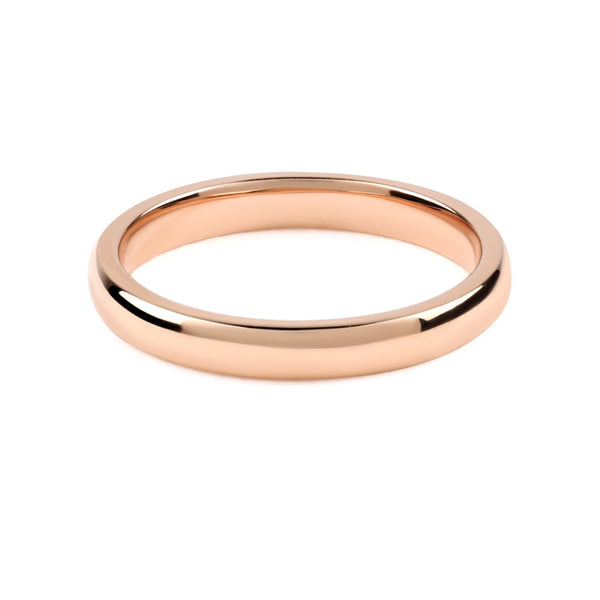 Note Band III // Rose Gold