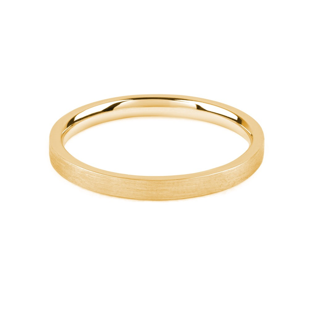 Unity Band II // Gold