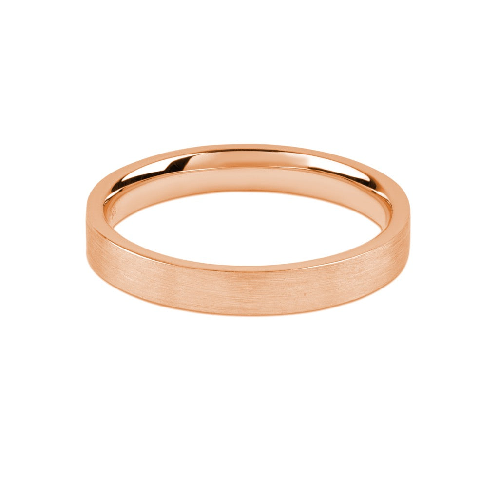 Unity Band III // Rose Gold