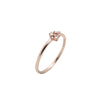 Gather Diamond Ring // Rose Gold
