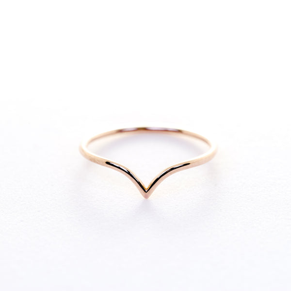 The Vine Ring // Rose Gold