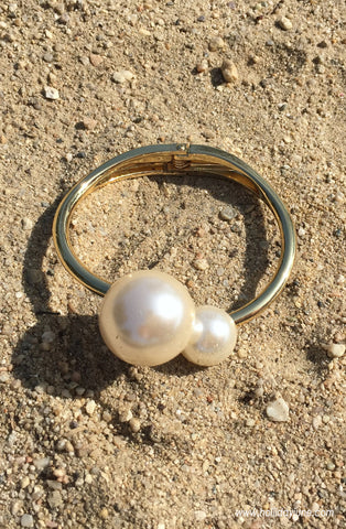 Pearl Cuff at Holliday June