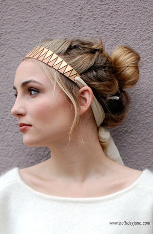 'Wild Things' Headband by Wildfur