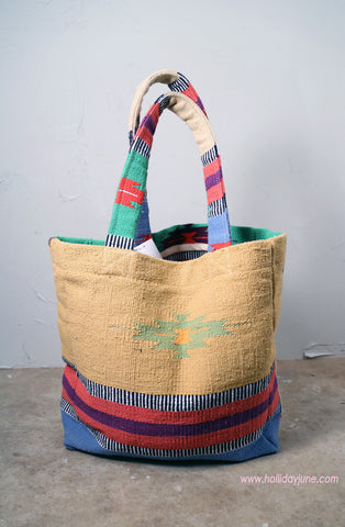 Oversized Beach Tote by Raj