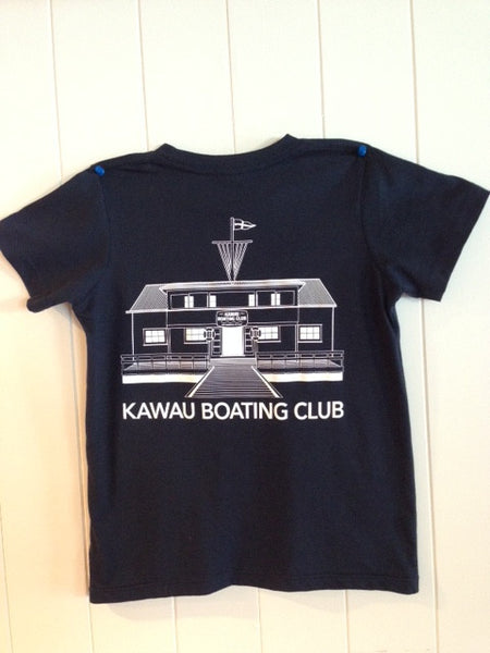 Men's Short Sleeve T-Shirt (Navy)