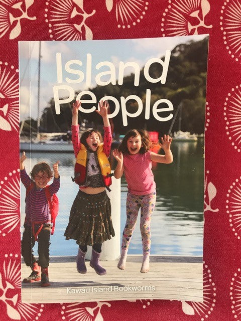 Island People - Book