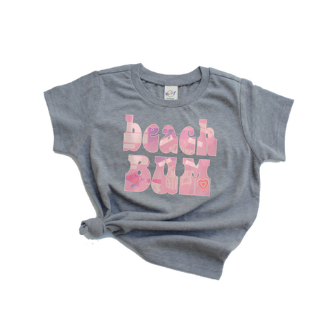 """Beach Bum"" Baby / Toddler / Youth T-Shirt"