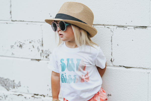 """Sun Kissed"" Baby / Toddler / Youth T-Shirt"